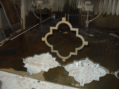 waterjet metal houston